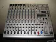 продаю Behringer EURORACK UB1832FX-Pro